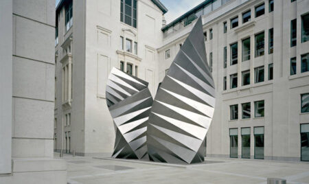 Arresting sculptural vents designed by Heatherwick Studio
